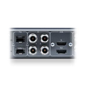 AJA FS2 HDMI, HD-SDI. Fiber IN/OUT