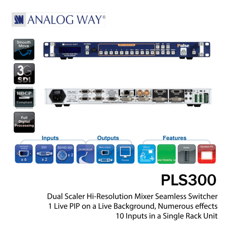 Pulse PLS300