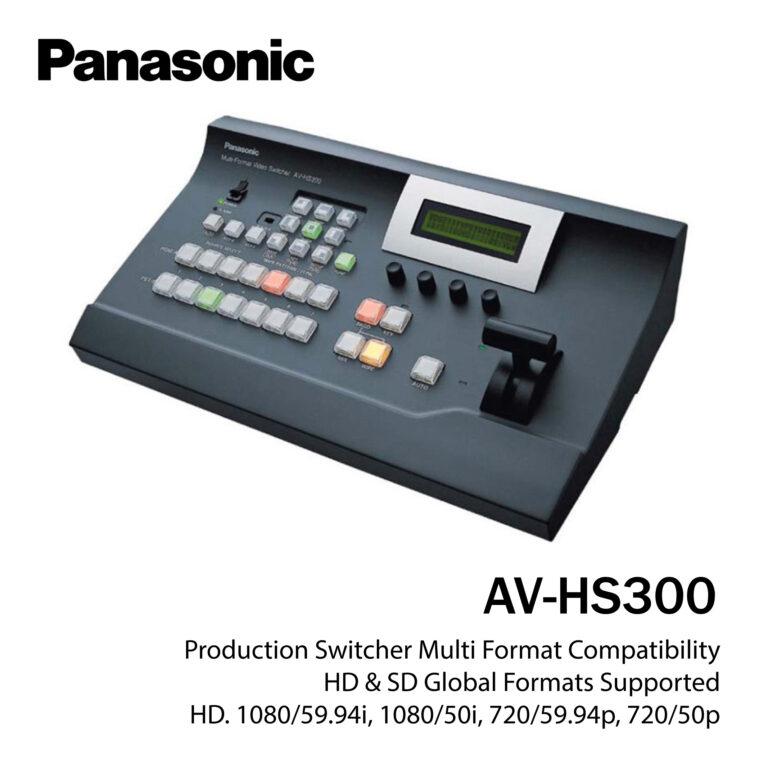 AV-HS300
