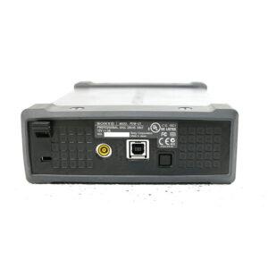 Sony PDW-U1 rear 1