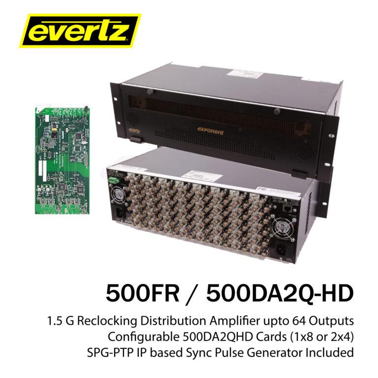 500FR / 500DA2Q-HD