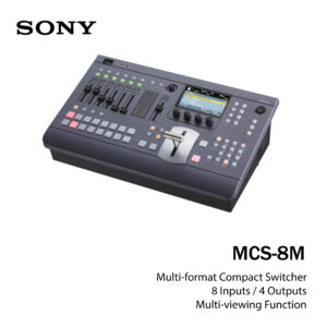 MCS-8M Multi-format switcher