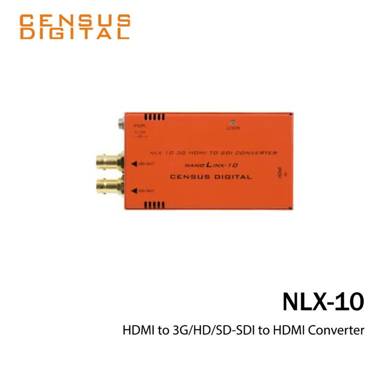 Census Digital NLX-10
