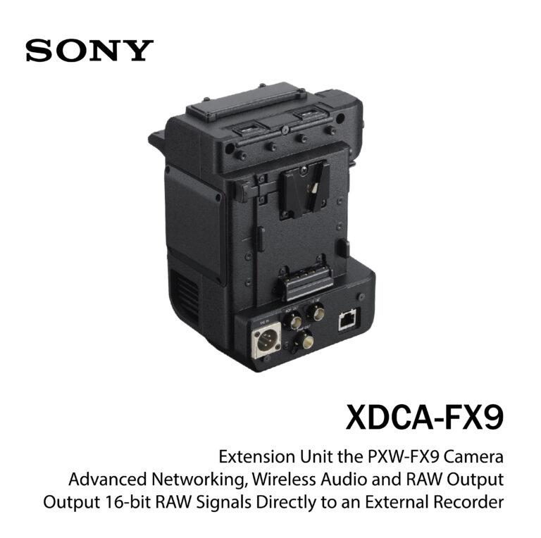 XDCA-FX9