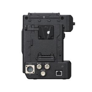 Sony pxw-fx9, XDCA-FX9, RAW, 16-bit, Extension Unit