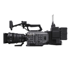Sony FX9 with XDCA-FX9