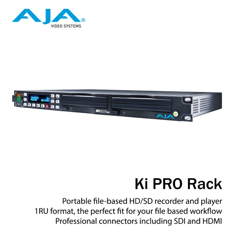AJA file based recorder