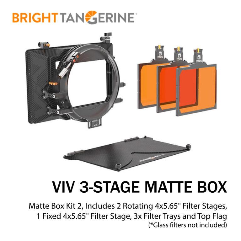 VIV 3-Stage Matte Box