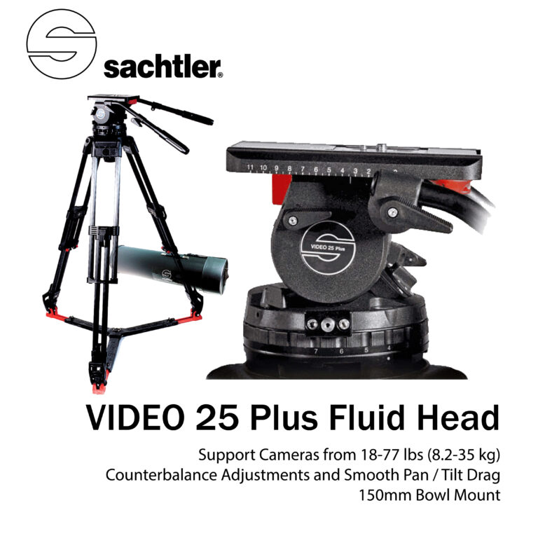 Sachtler Video 25