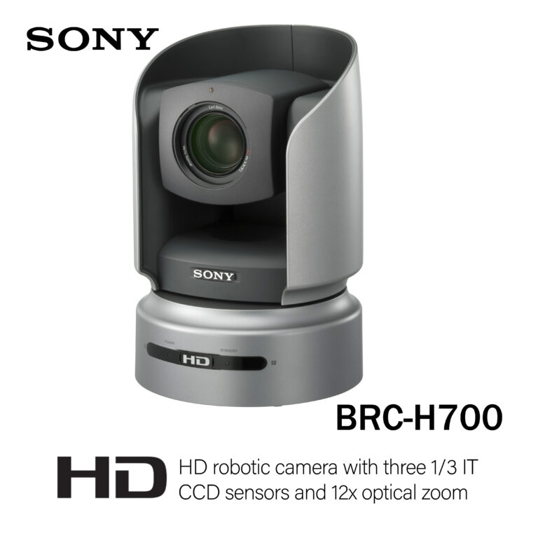 Sony BRC-H700 Cover
