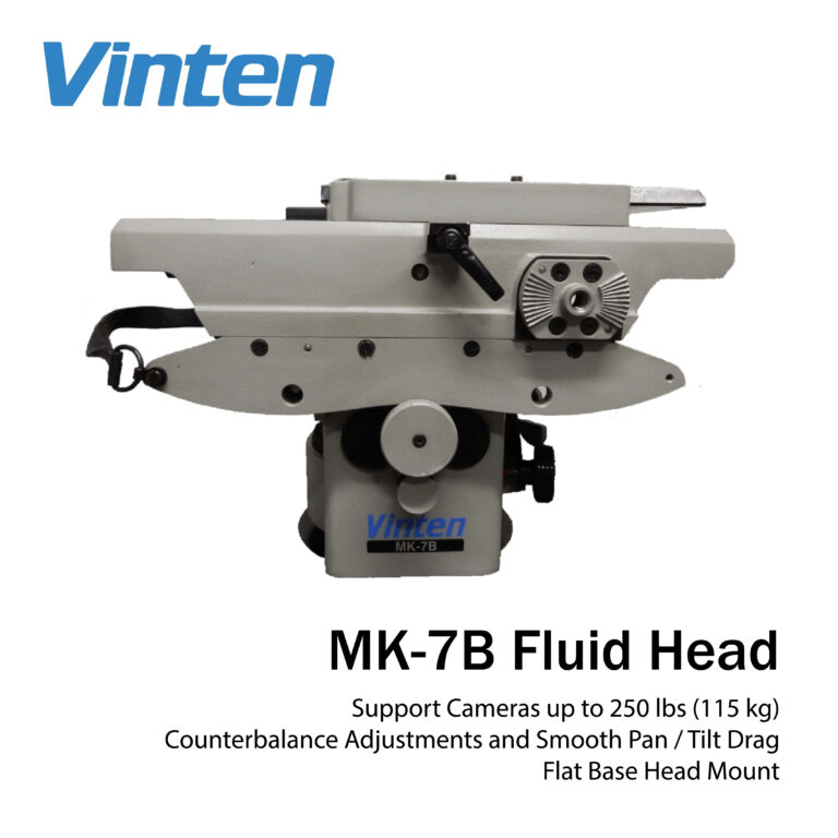 Vinten MK-7B Fluid Head