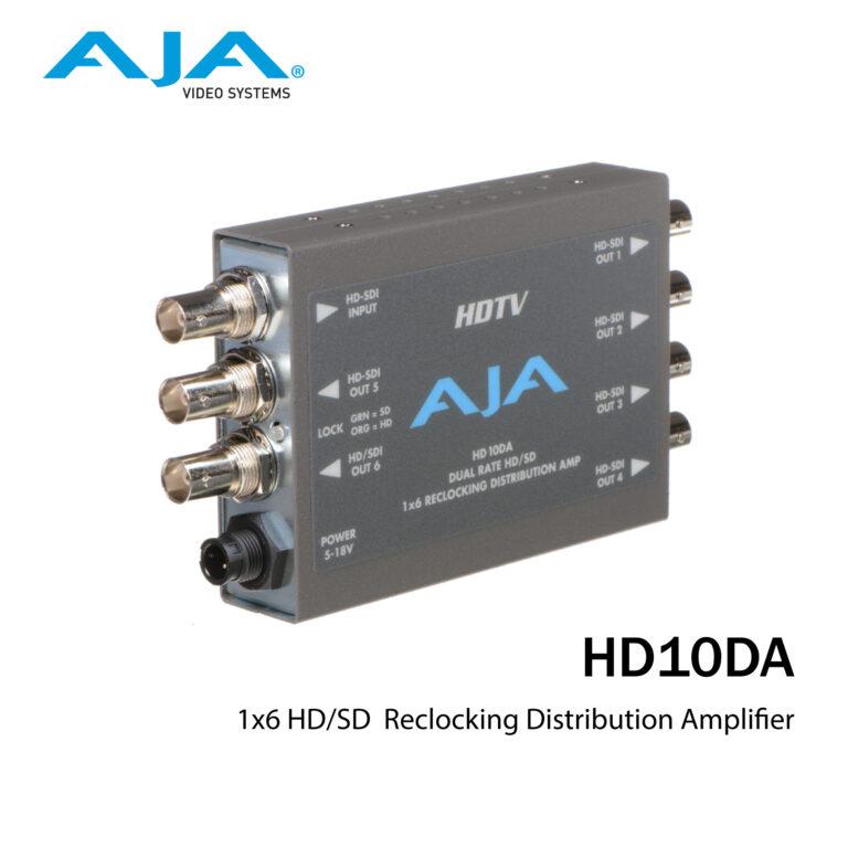 AJA HD10DA