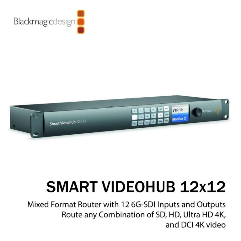 VideoHub 12x12 Cover