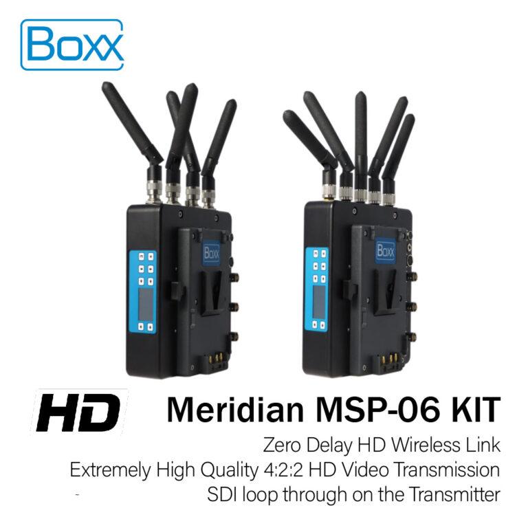 boxx meridian msp-06