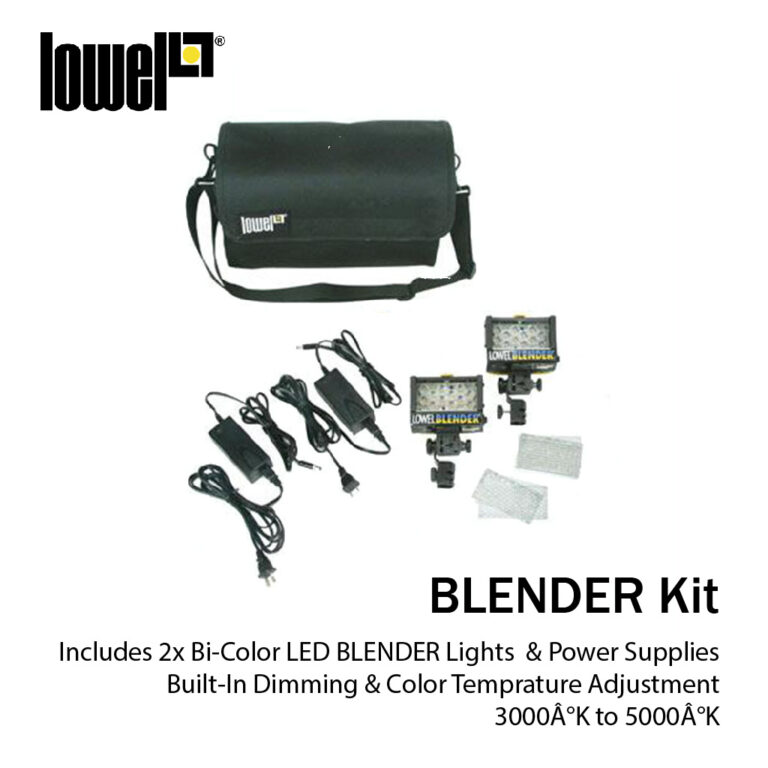 Lowel BLENDER Kit