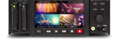 Multi-Channel HD Recorder 4K/UltraHD/2K/HD Recorder and Player